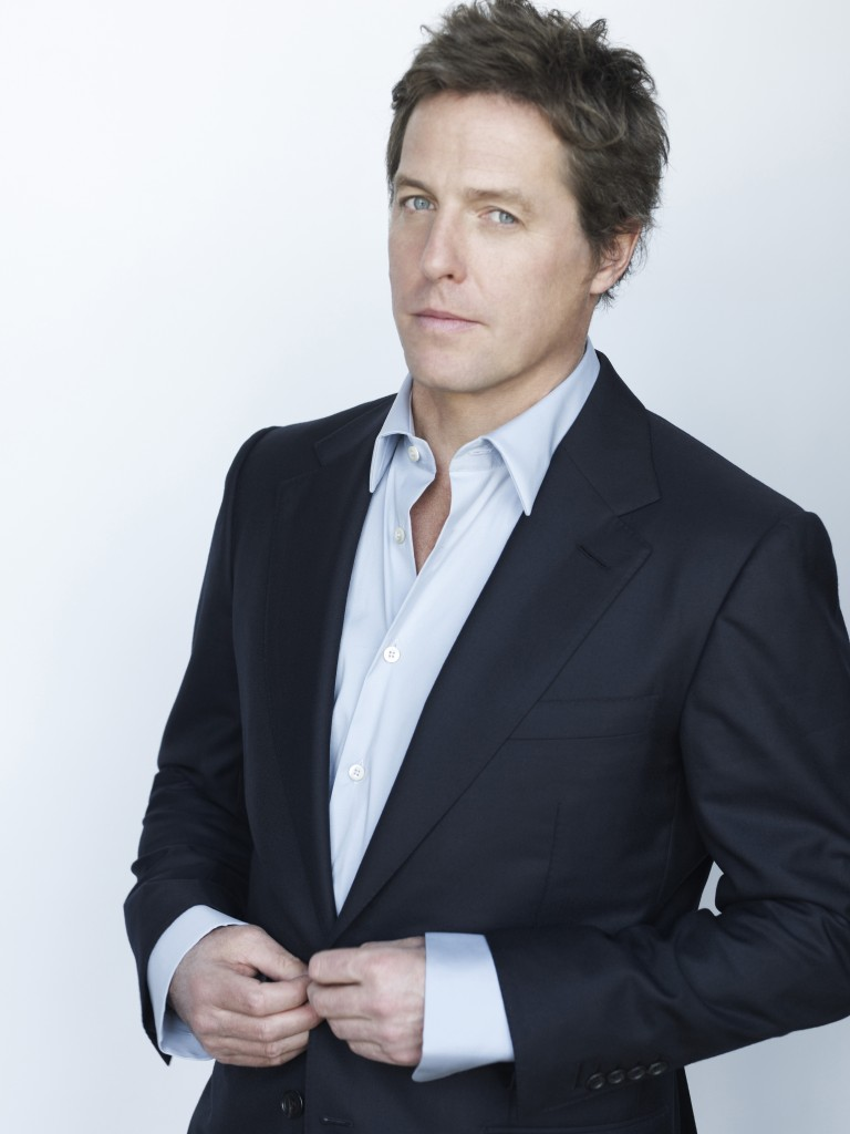 Hugh Grant, patron of Pancreatic Cancer Action