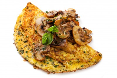 mushroom omelette cuts risk of pancreatic cancer