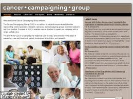 Cancer Campaigning Group
