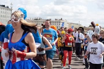Super Hero Run 2015