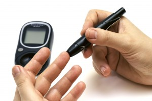 Diabetes increases your risk of getting pancreatic cancer and is a possible cause.