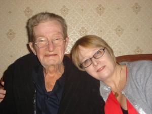 Bob & Jayne, Christmas 2009