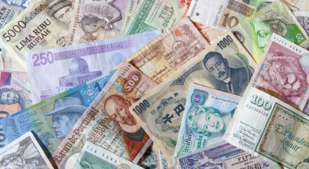 Donate Foreign Currency