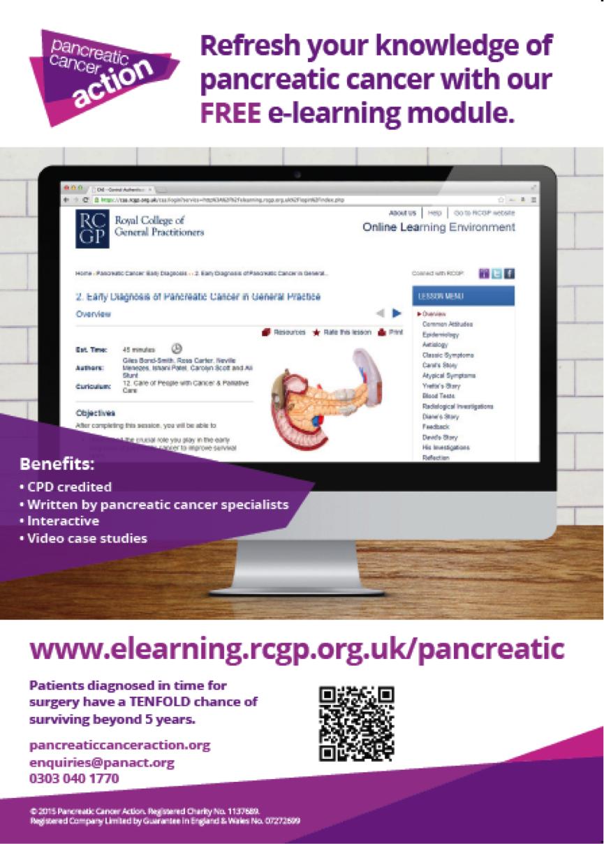 GP elearning brochure