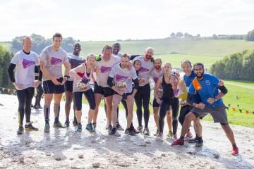 PCA Tough Mudder Team