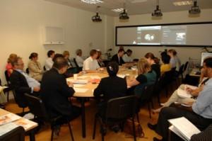 Medical multi discipline area meeting
