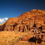 Petra trek for Pancreatic Cancer Action