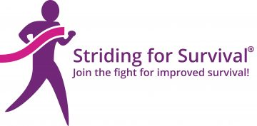 Striding for Survival North Logo