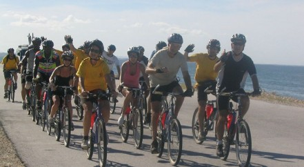 Cycle Cuba for pancreatic cancer