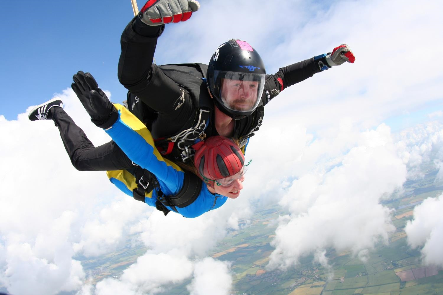 Sky Dive pancreatic cancer
