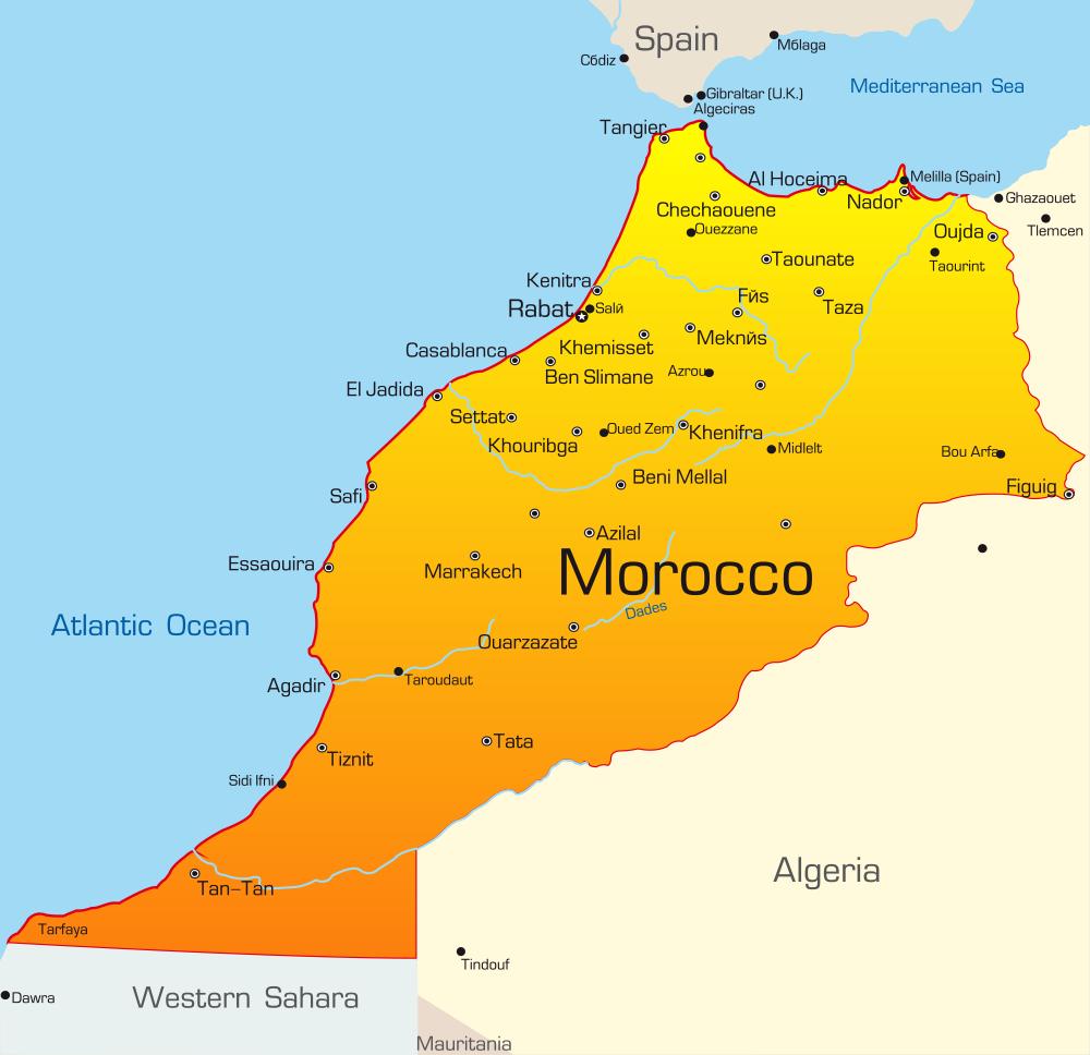moroccomap1 · Pancreatic Cancer Action