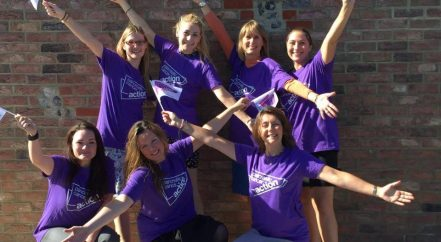 The Pancreatic Cancer Action Team