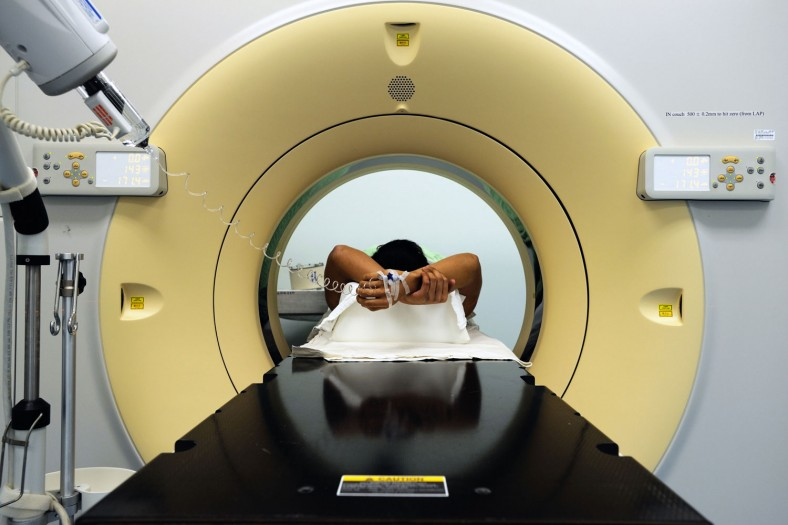 CT Scan for cancer