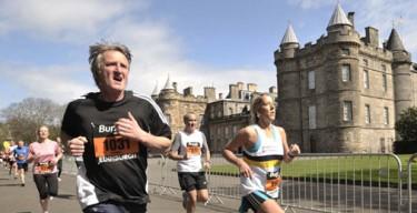 Great edinburgh Run 2015