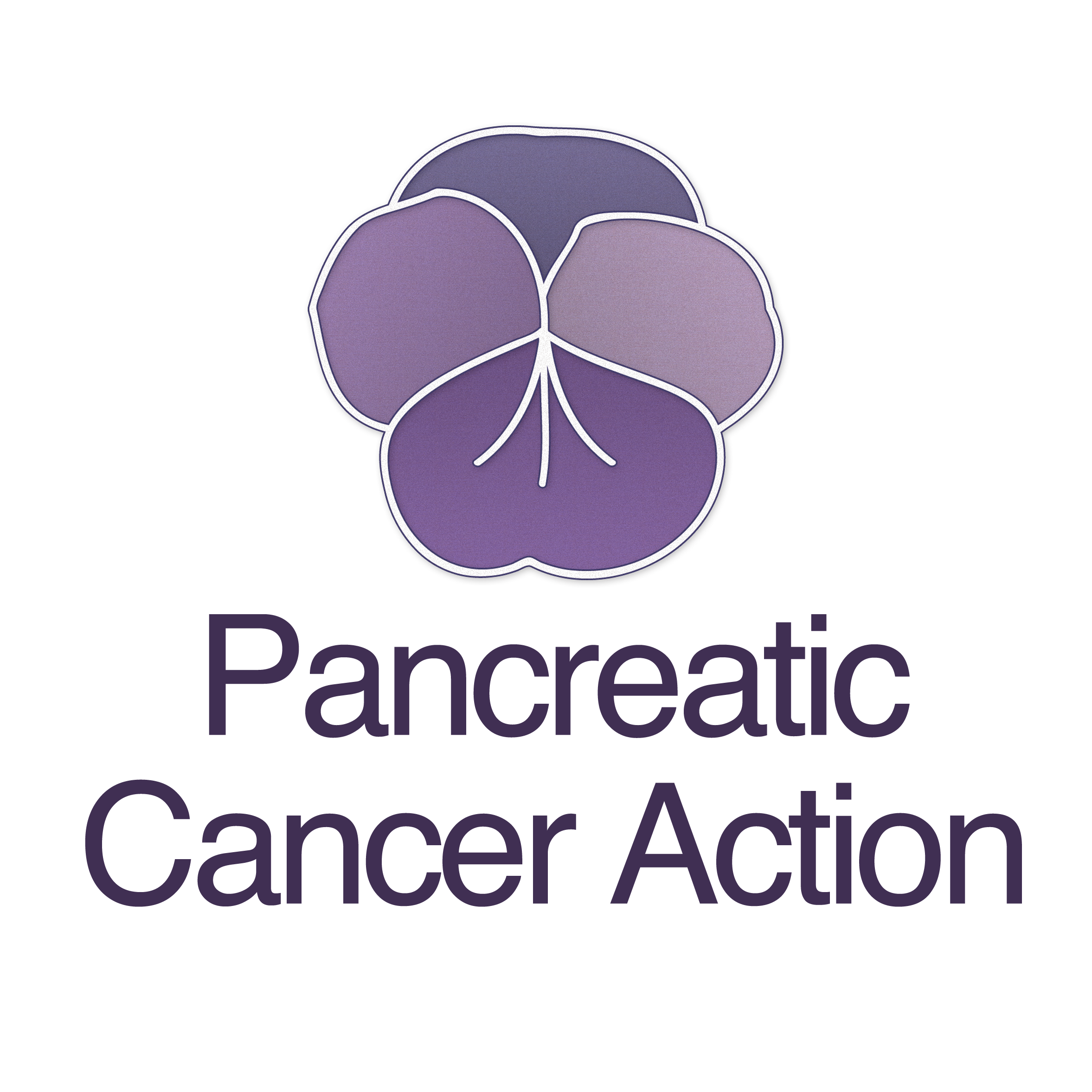 Why The Purple Pansy For A Logo Pancreatic Cancer Action