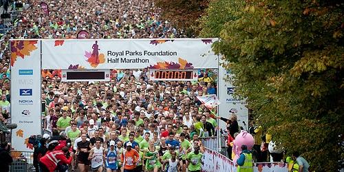 Photo of Royal Parks Half Marathon