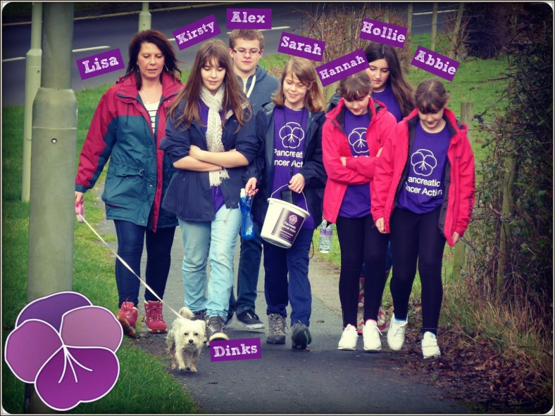 Kirstys Charity Walk