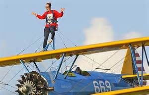 wing walking for PCA