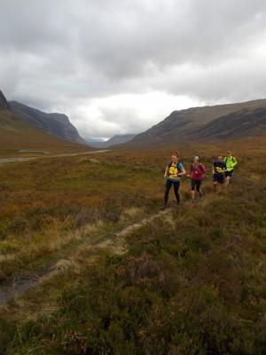 Glencoe marathon 2013