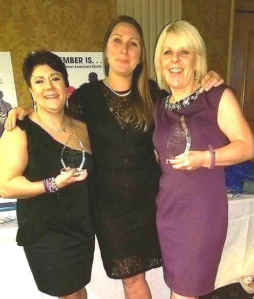 KerryandMaggie_Awards2014