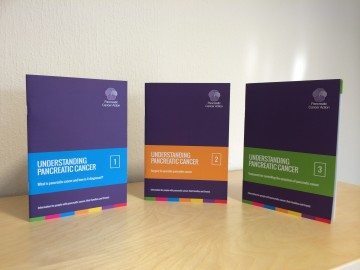 Pancreatic Cancer Patient Information Booklets