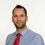 A photo of team member Daniel Jagger, Head of Operations at Pancreatic Cancer Action