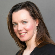 A photo of team member Natasha North, Marketing Manager of Pancreatic Cancer Action