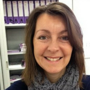 A photo of team member Vicky McLaren, Information Operations Manager at Pancreatic Cancer Action