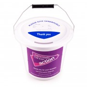 Pancreatic Cancer Action collection bucket