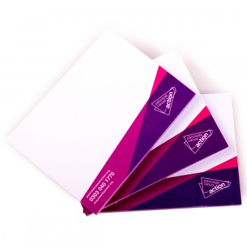 Pancreatic Cancer Action post it notes