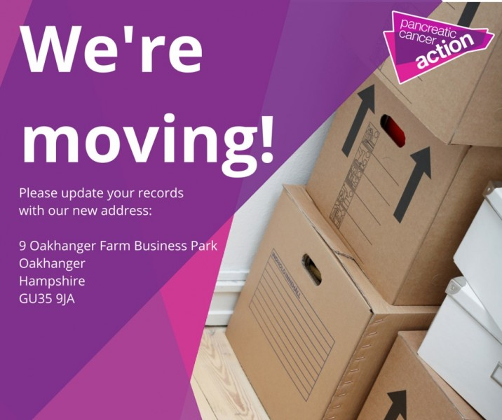 We're moving Facebook