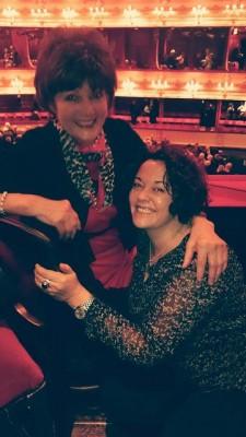 Kate and Mum opera