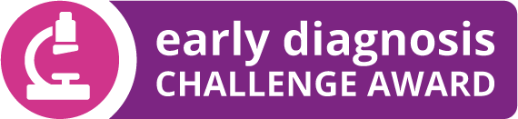 Early Diagnosis Challenge Award logo