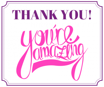 Thank you from the Pancreatic Cancer Action charity.