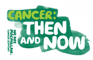 MacMillan released a new report today about changes in cancer in 40 years