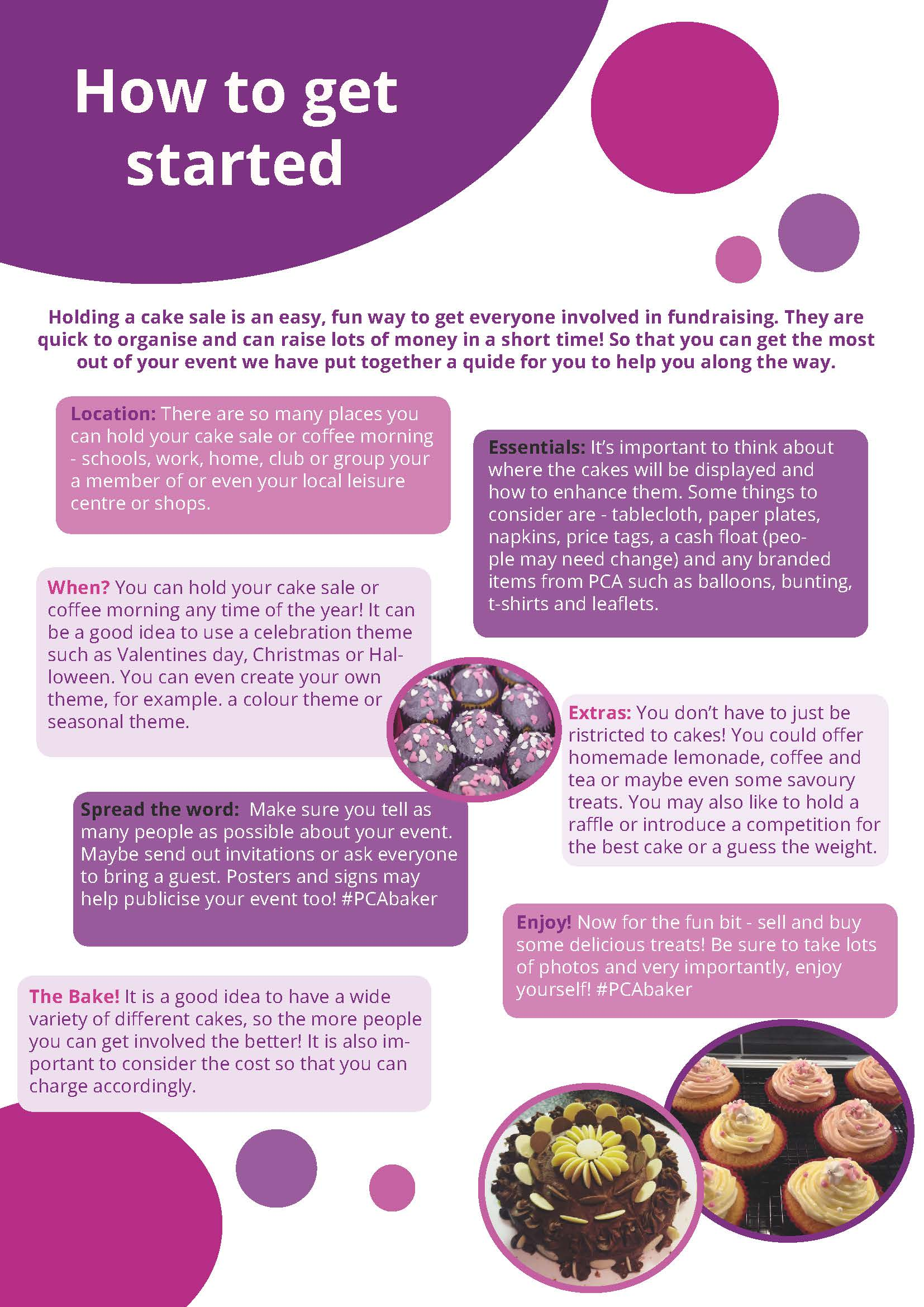 be-a-baker_page_2 · Pancreatic Cancer Action