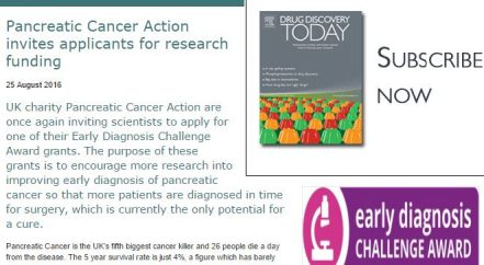 PCA research funding newspaper feature