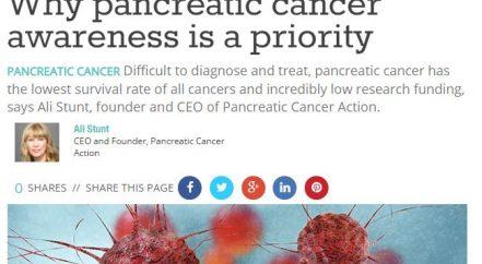 PCA newspaper feature