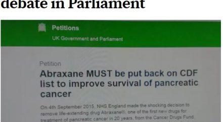 Stornoway Gazette Abraxane