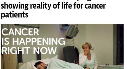 campaigner newspaper feature
