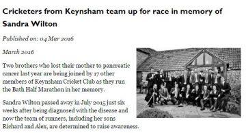 Keynsham Cricket Club Campaigners