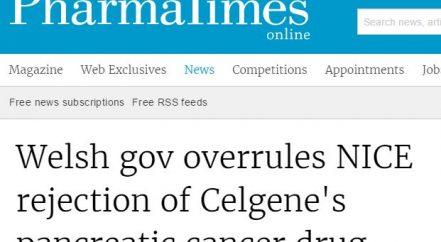 PharmaTimes Welsh government
