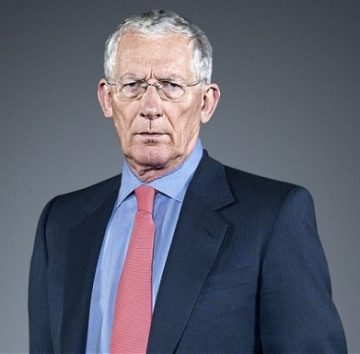 Nick Hewer - Patron of Pancreatic Cancer Action