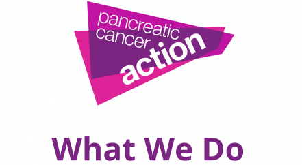 Pancreatic Cancer Action Logo