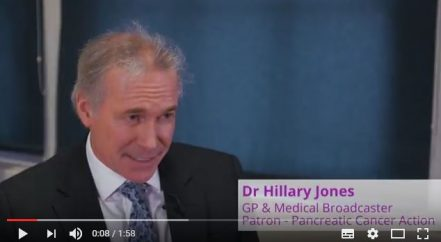 Dr Hilary Jones medical education video screenshot