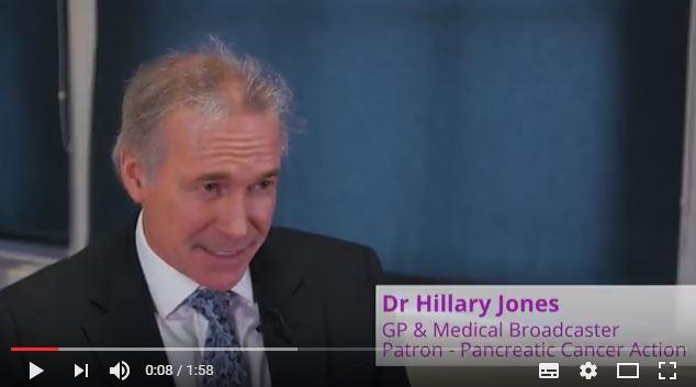Dr Hilary Jones medical education video screenshot