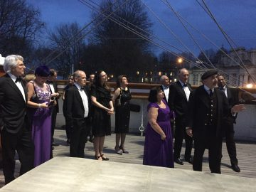 Purple Ribbon Gala