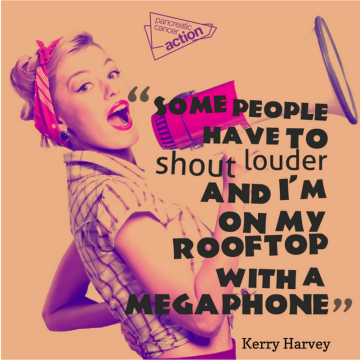 Kerry Harvey Quote