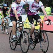 Team Pontefract take on Prudential Ride 100