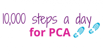 10,000 steps a day for PCA